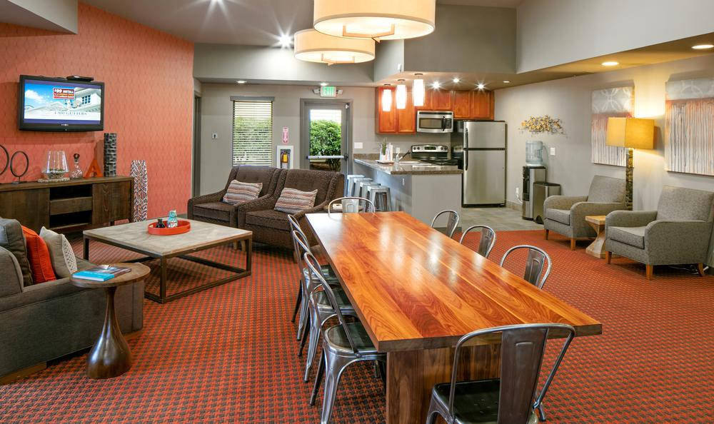 ... Clubhouse Living At The Terraces Apartments In Hillsboro, OR ...
