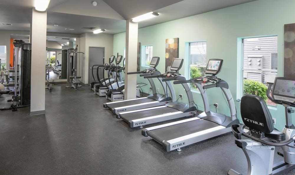 ... Fitness Center At The Terraces Apartments In Hillsboro, OR ...