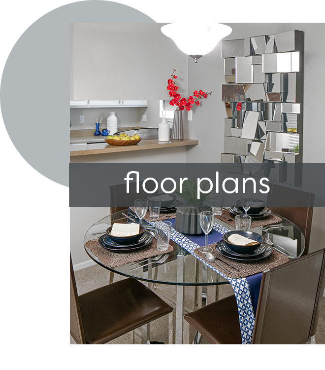 View Our Selection Of Apartment Floor Plans In Hillsboro. OR!