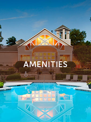 Jefferson Lakeside Apartments offers a variety of luxurious amenities