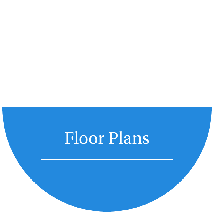 View floor plans at The Village Apartments in Raleigh