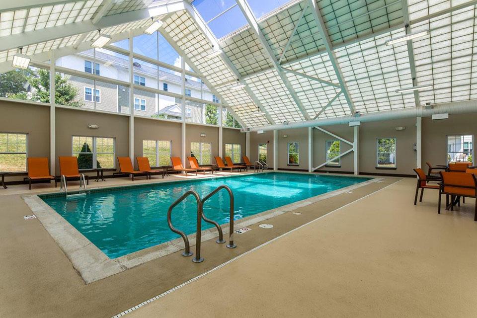 Pool at Avana Abington Apartments in Abington