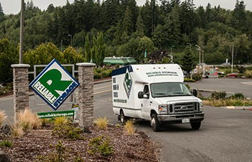 Poulsbo self storage facility