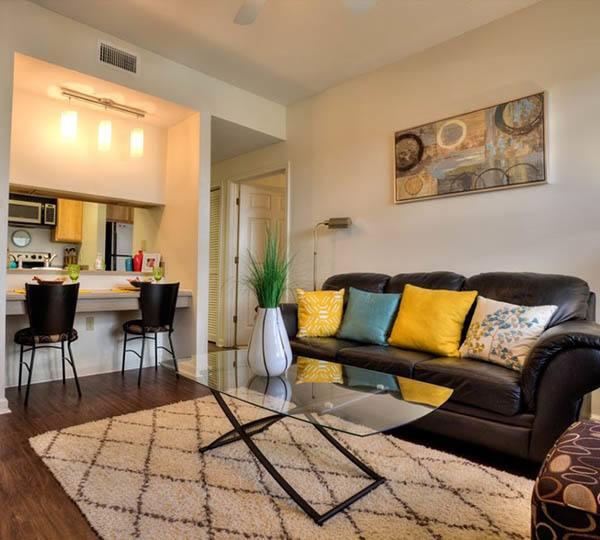 Legacy Student Living floor plans
