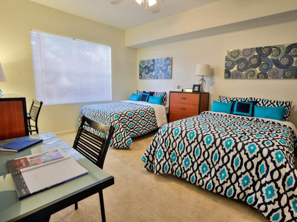 A great home for students at Legacy Suites