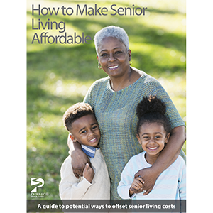 Affordable senior living photo card at Oak Hill Supportive Living Community