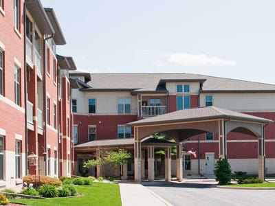 Age Well Centre for Life Enrichment exterior view