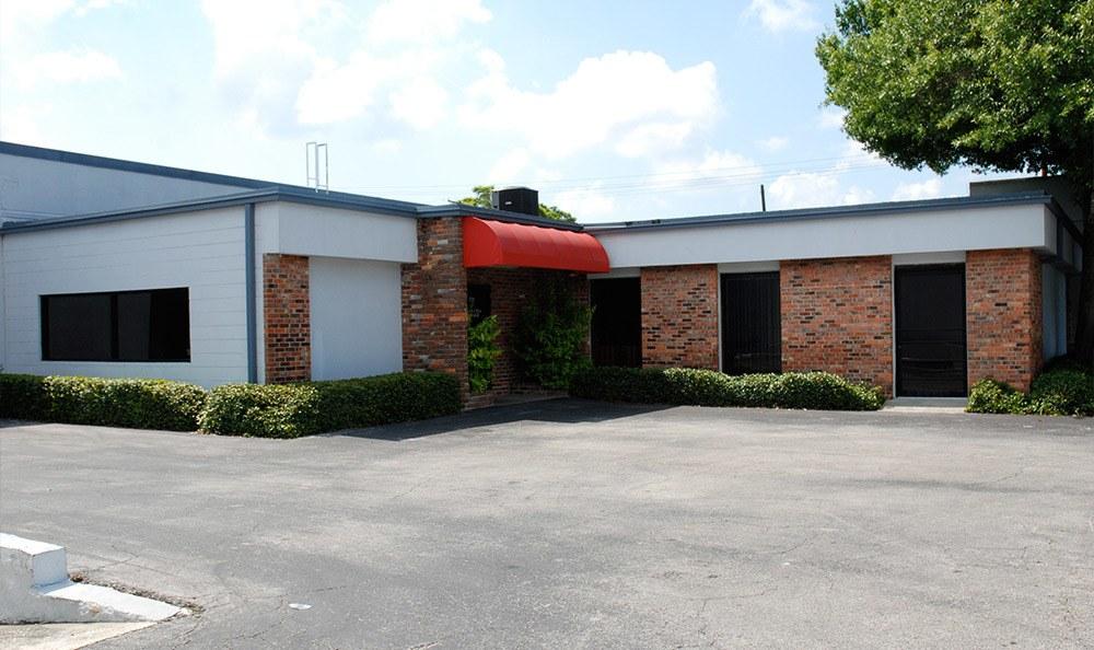 Exterior of Palma Ceia Storage in Tampa, FL