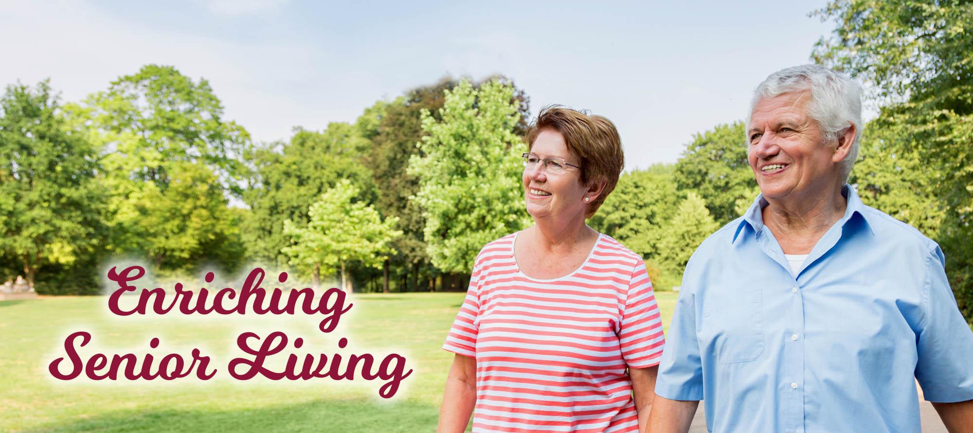 Senior living in Clinton, SC