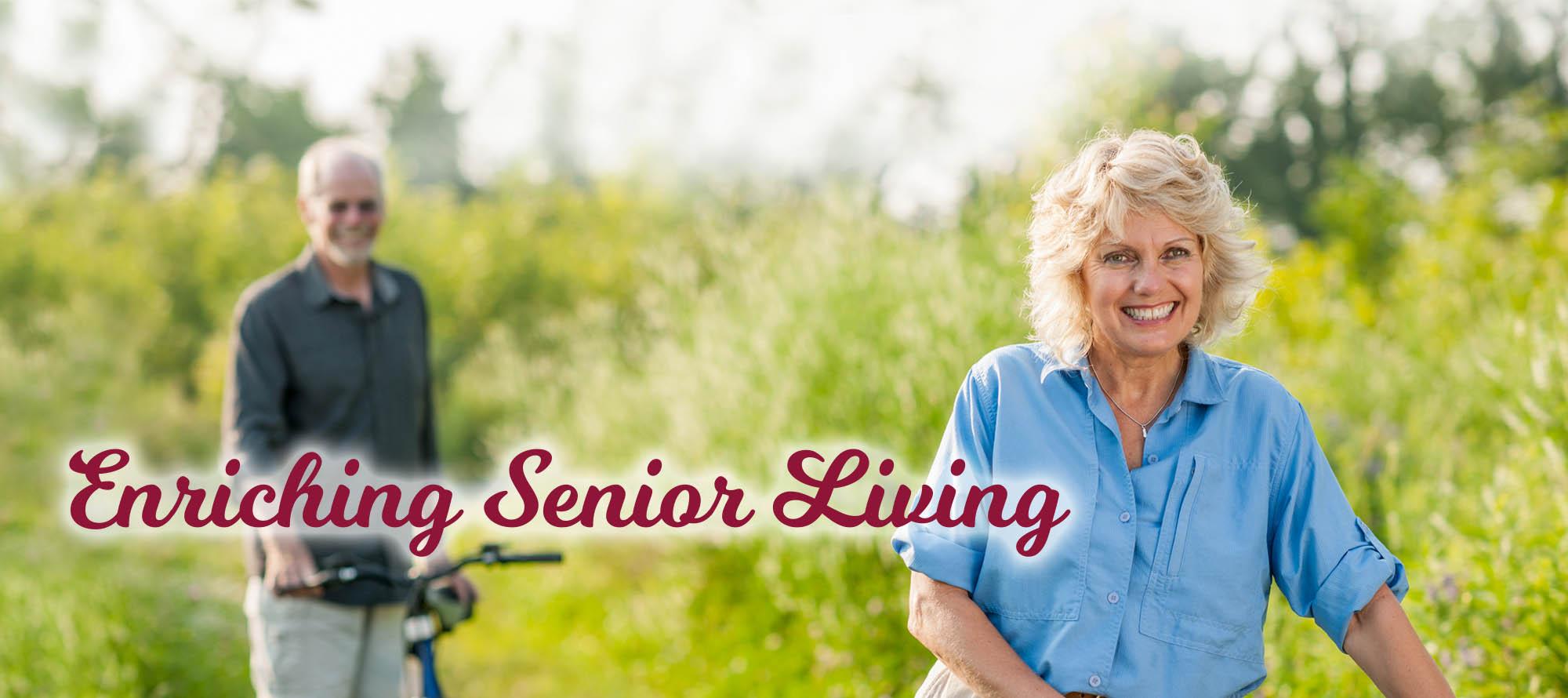 Senior living in Summerville, SC