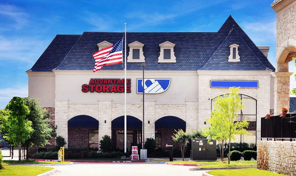 Advantage Storage - Frisco / Stonebriar is conveniently located in Frisco.