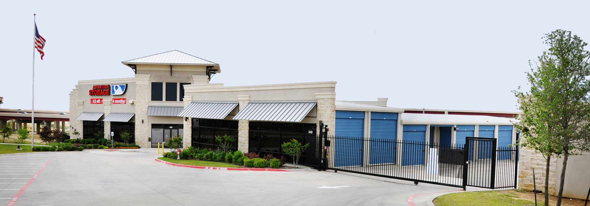 Exceptional Self Storage In Irving TX