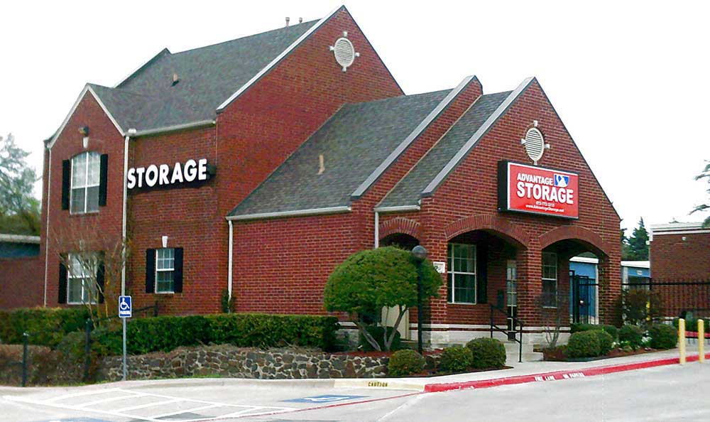 Welcome to Advantage Storage - Rockwall