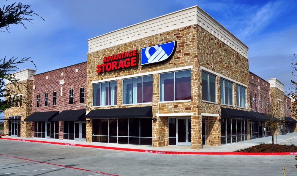 Welcome to Advantage Storage - Prosper Commons