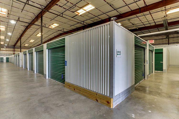 Exterior of Self Storage in Richmond, Virginia