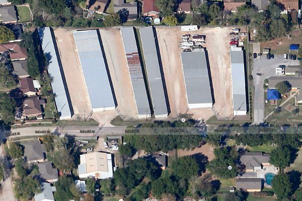 Self storage in Cypress, TX