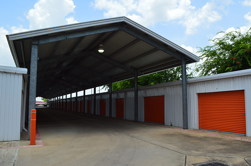 Self storage in Humble, TX