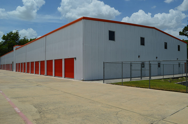 Self storage in Houston, TX