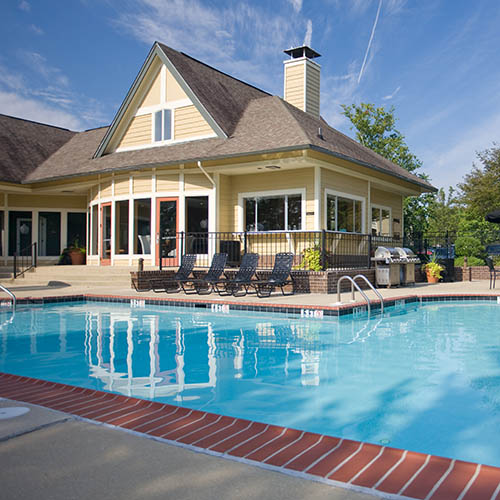 Amenities at The Point at Windermere