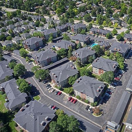 Neighborhood photo of Arapahoe Club Apartments in Denver