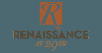 Renaissance at 29th logo
