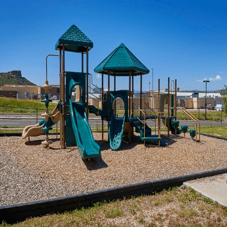 Play ground at The Bluffs at Castle Rock Apartments in Castle Rock
