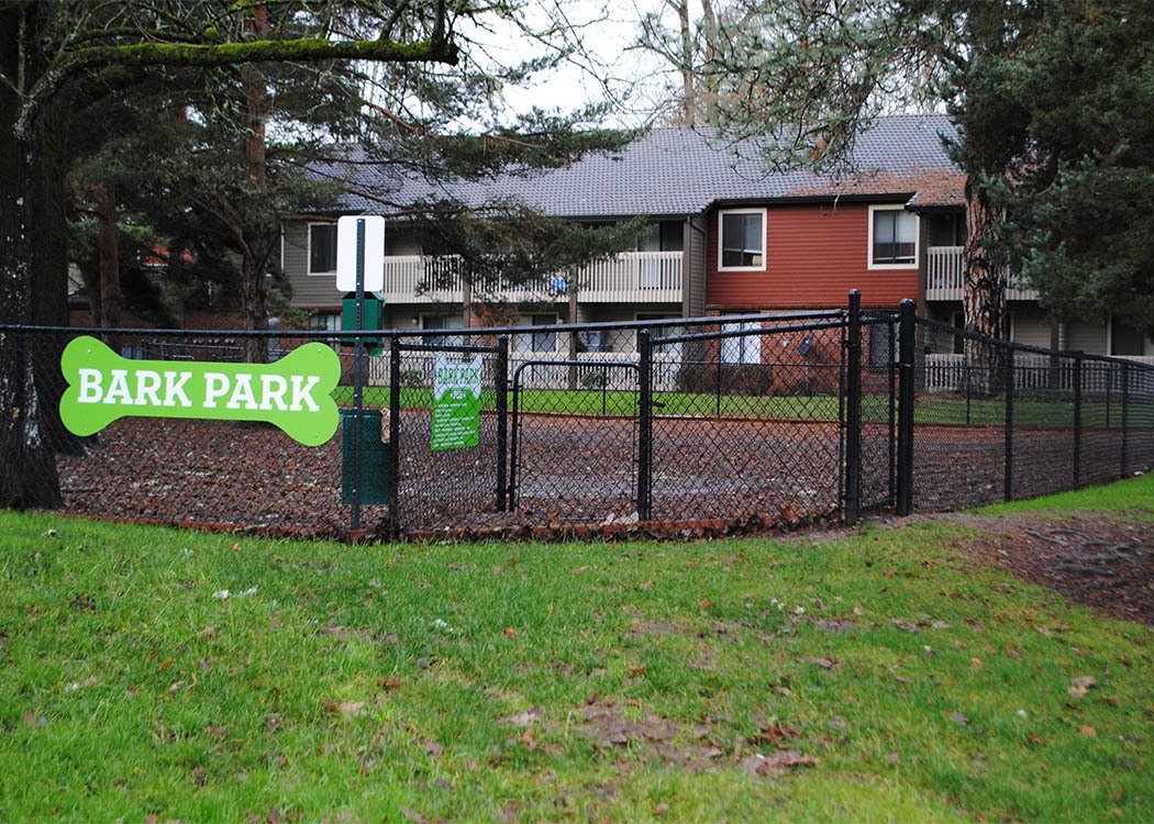 Bark Park at Arbor Creek Apartments in Beaverton