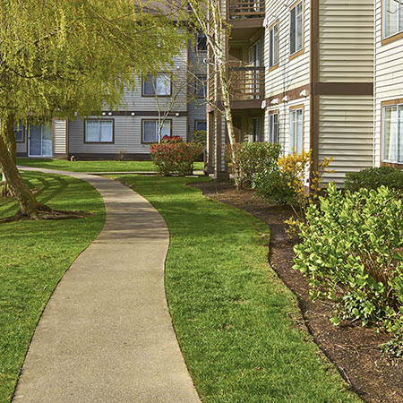 Neighborhood photo of Olin Fields Apartments in Everett