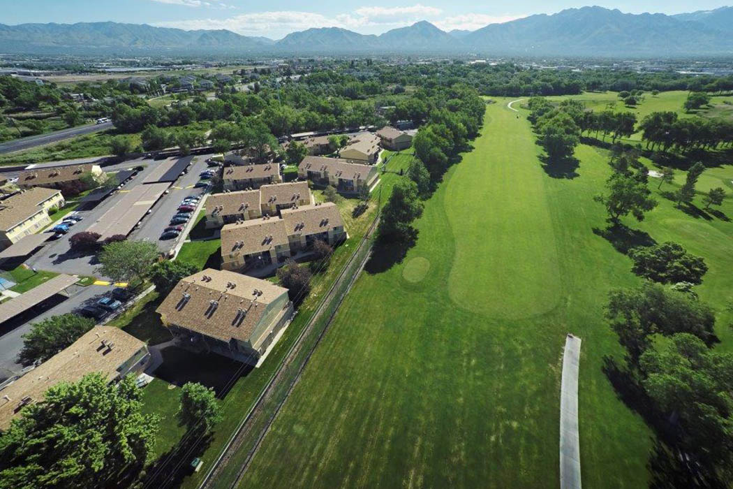 Grounds at Callaway Apartments in Taylorsville