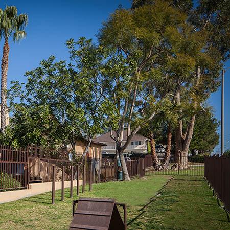 Neighborhood photo of Hillside Terrace Apartments in Lemon Grove