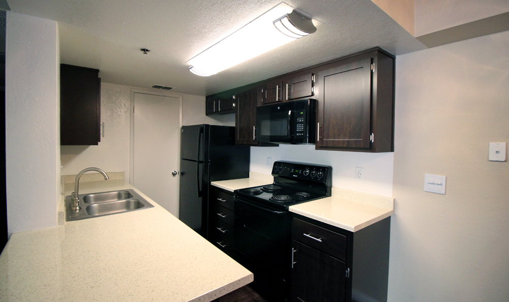 Clubhouse at Parkside Commons Apartments in San Leandro