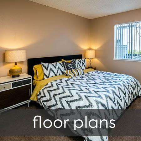 Floor plans at The Woodlands Apartments