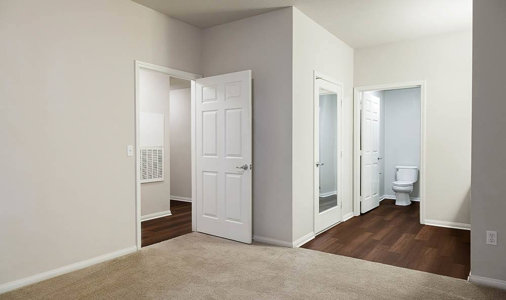 Spacious Floor Plans at Hawthorn Village Apartments