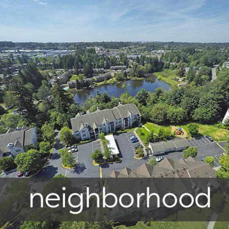Neighborhood at HighGrove Apartments