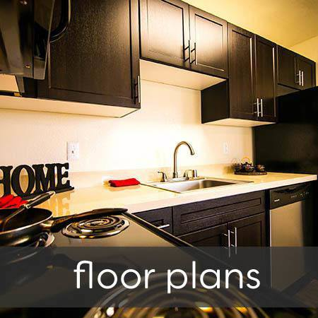 Floor plans at Serramonte Ridge Apartment Homes