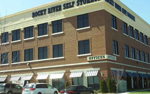 Rocky River Self Storage Charlotte, NC