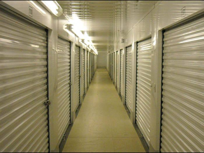 Indoor Storage Units At Ballantyne Commons Storage