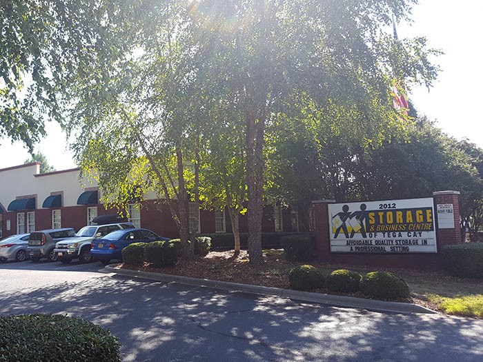 An Exterior Shot Of Storage & Business Centre of Tega Cay