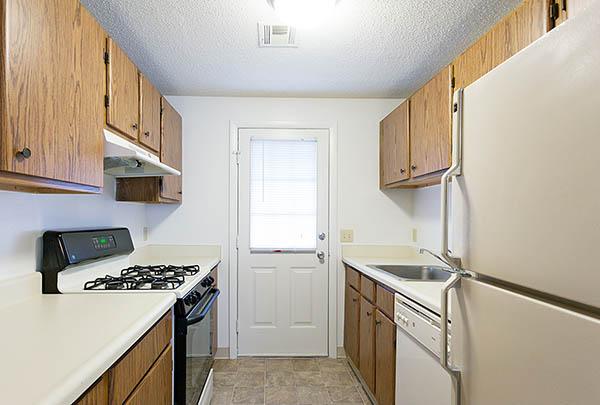 kitchen at Briar Knoll