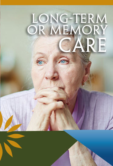 Village Point Rehabilitation & Healthcare offers memory care services