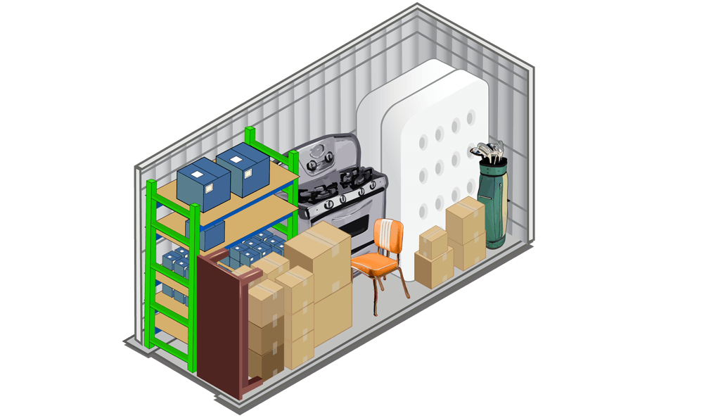 Self Storage Unit Sizes And Prices In West Fargo Nd Storage Costs