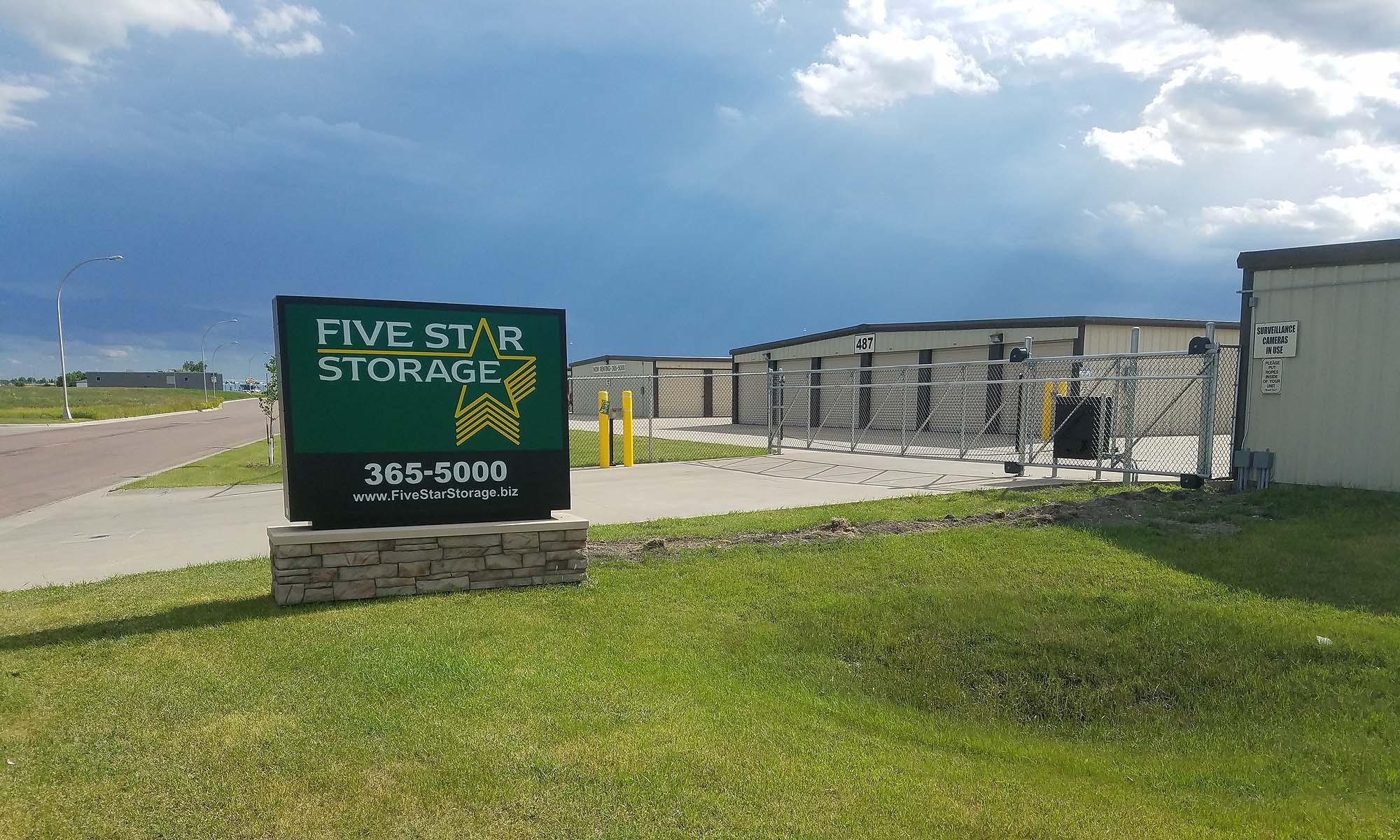 Self storage in Fargo ND