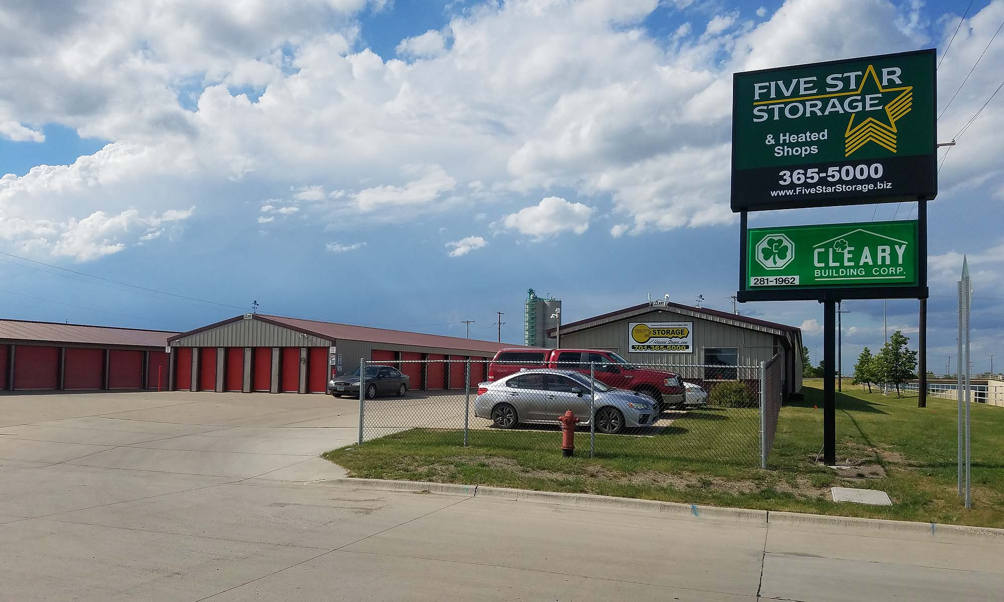 Self Storage in West Fargo, ND