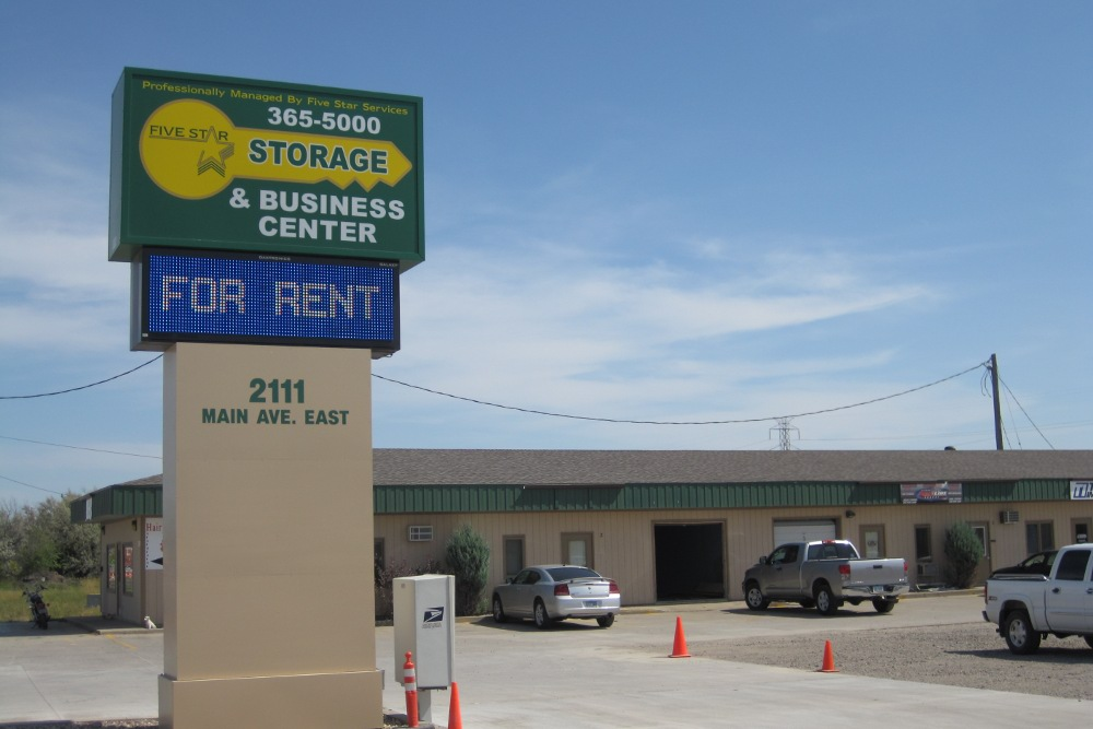Welcome to Five Star Storage