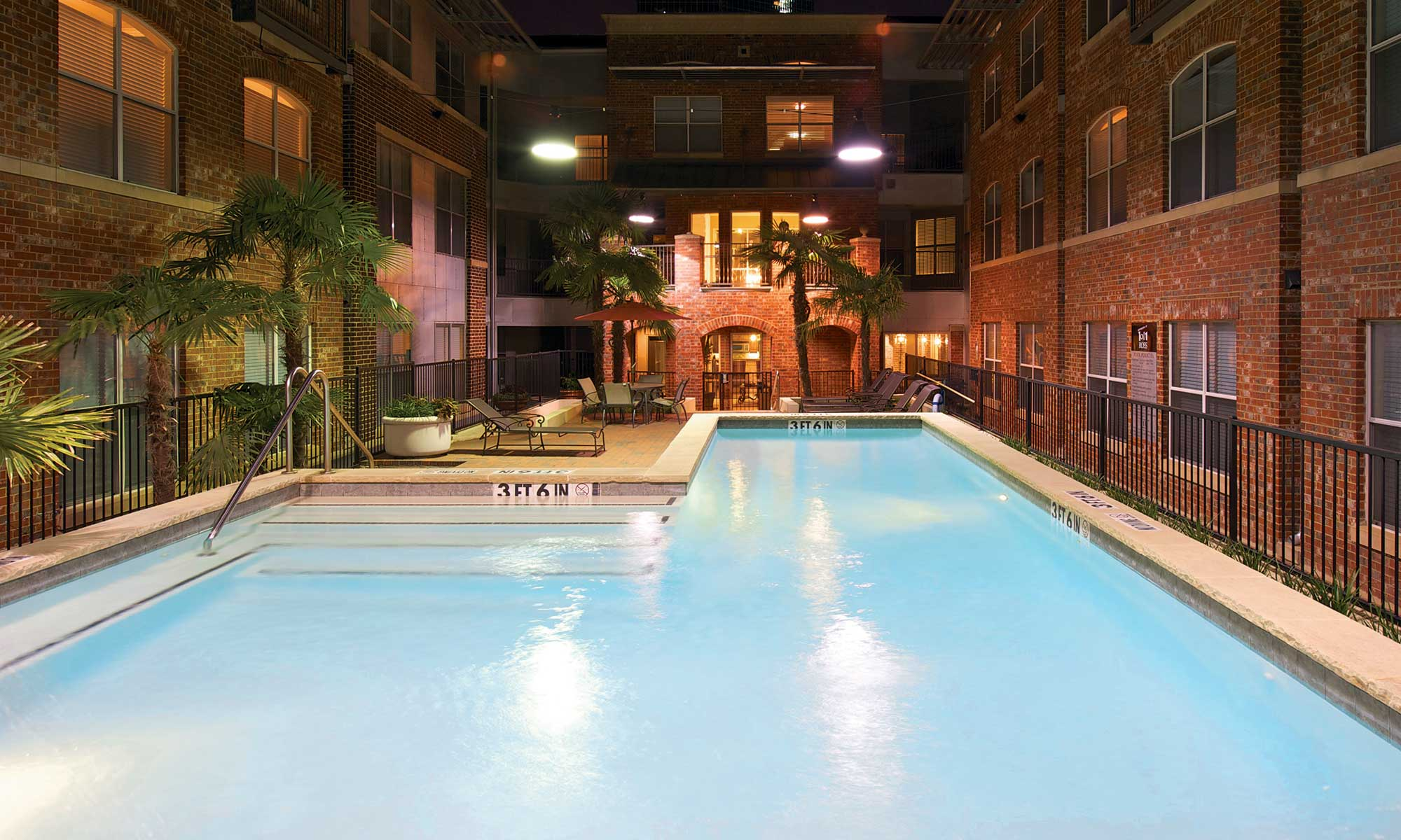 West end dallas tx apartments for rent 1001 ross - Cheap 3 bedroom apartments in dallas tx ...