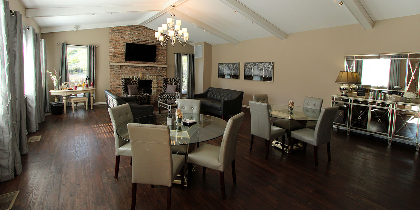 Clubhouse at Aspen Place