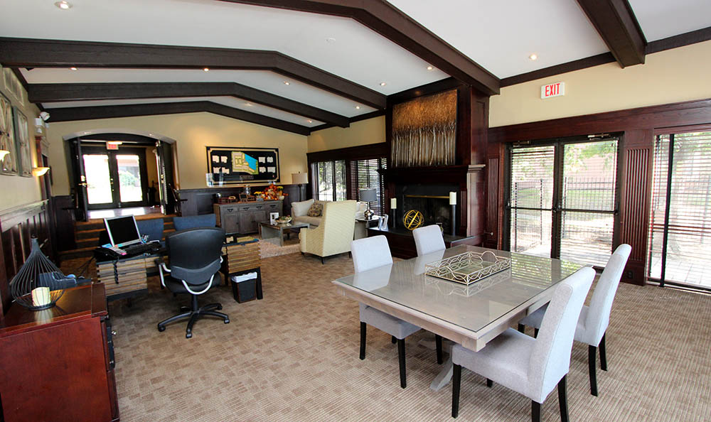 Clubhouse at Lakeside Apartments