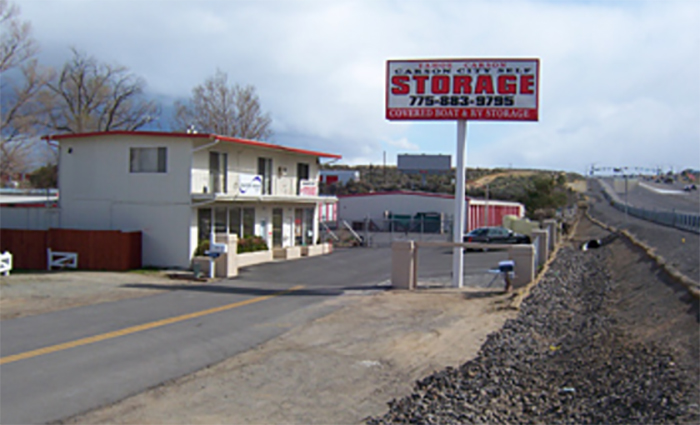 Visit our Carson City self storage location's website.