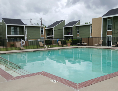 Edgebrook apartments in Texas