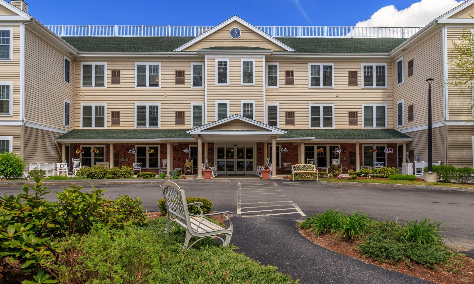 Senior Living In Manchester Bedford Nh Bentley Commons At Bedford